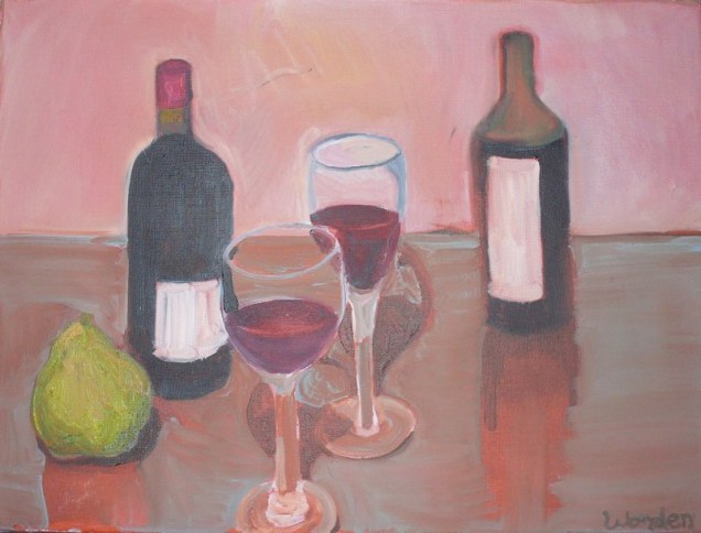 Wine and Fruit (Amsterdam)